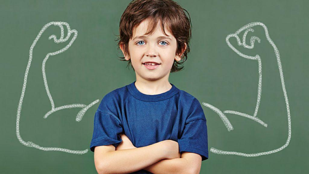 Розвиток самооцінки у дитини 1024x576