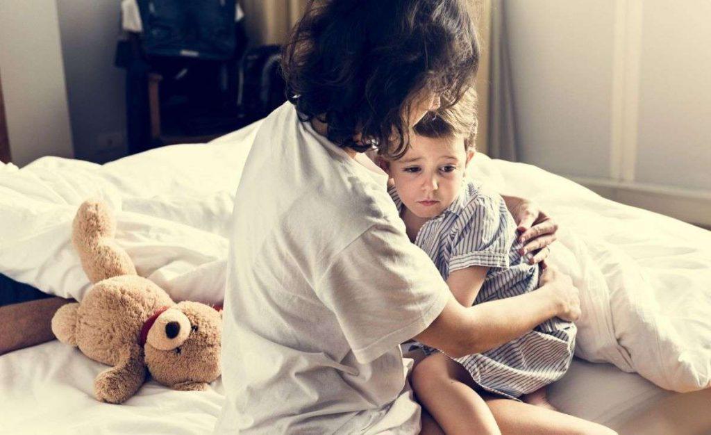Чому у дитини виникають страхи та фобії 1024x626