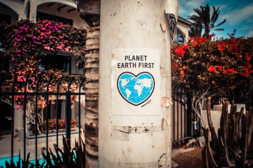 planet first (ecology)